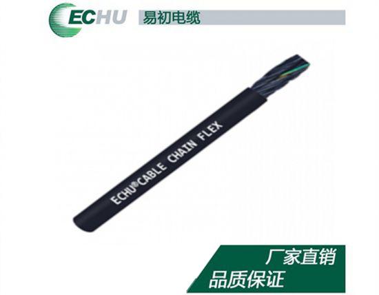 中度柔性拖链电缆TRVV